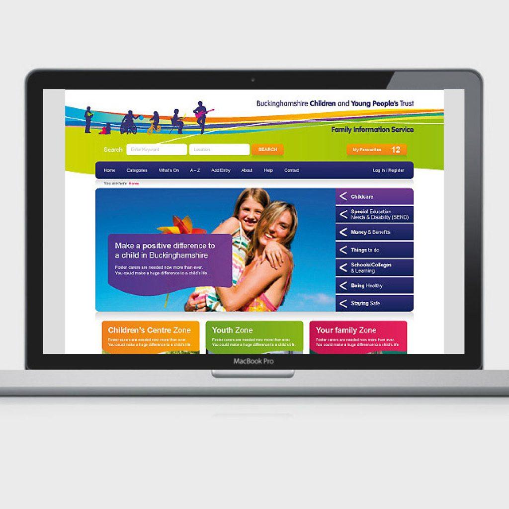 site, criação de websites