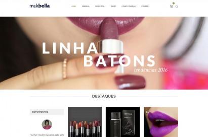 Loja online de acessórios femininos
