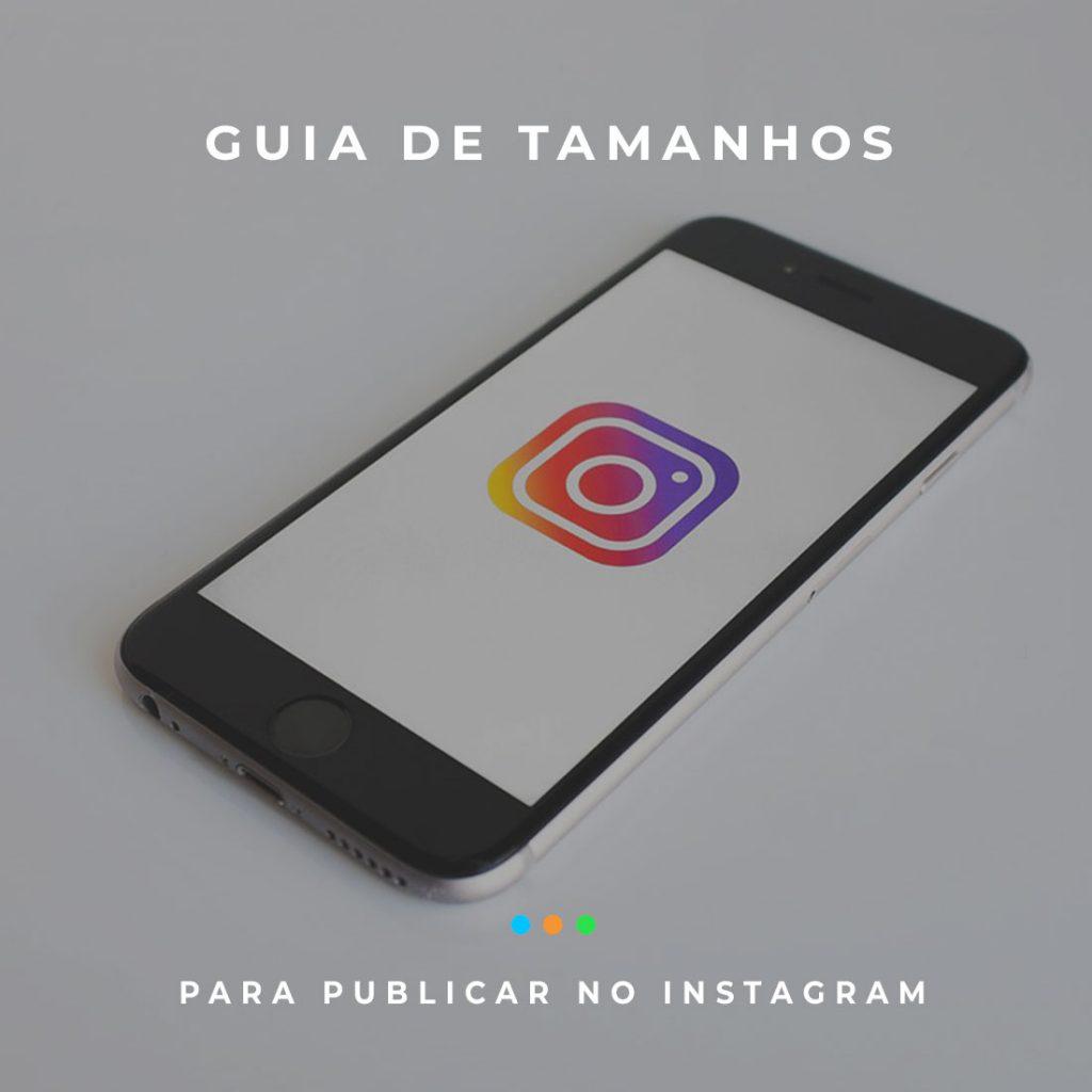 Guia de Tamanhos Instagram