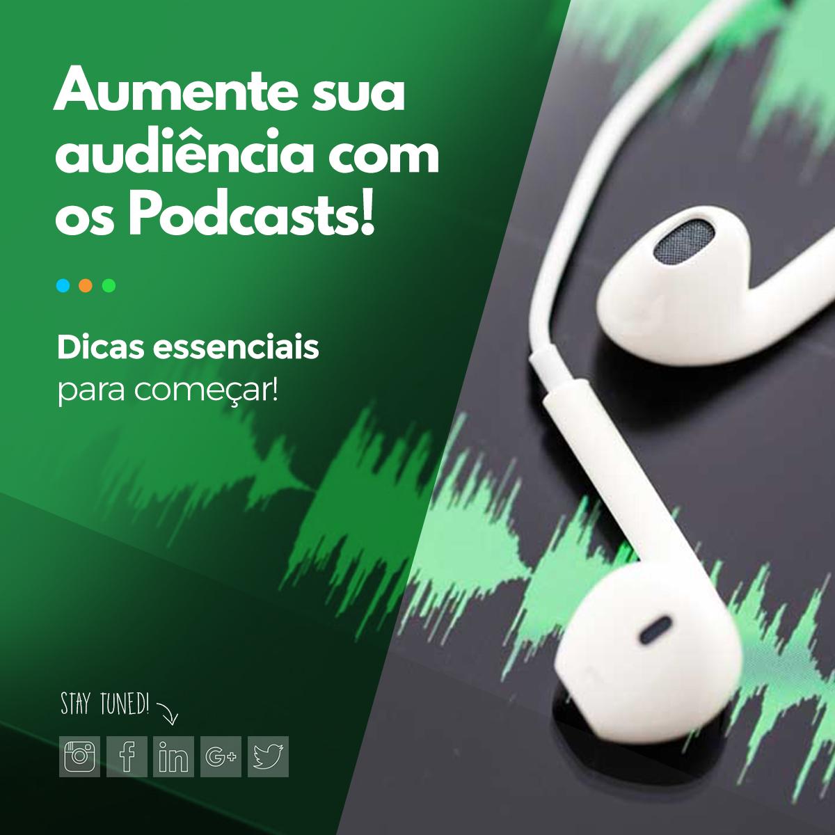 podcasts marketing