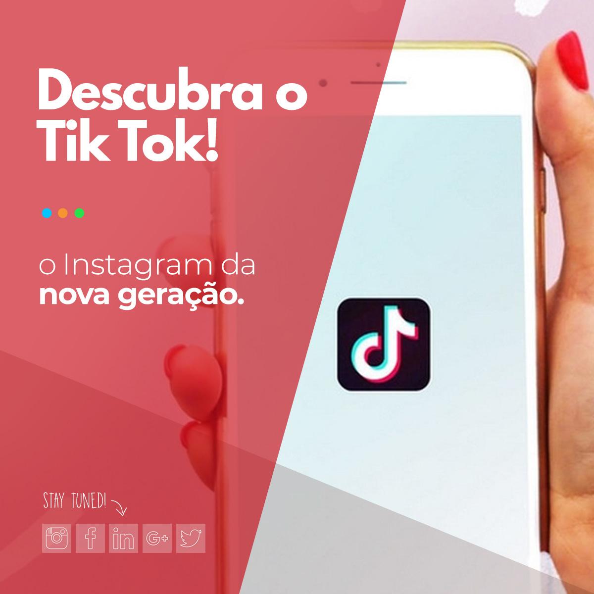 DescubraoTikTok