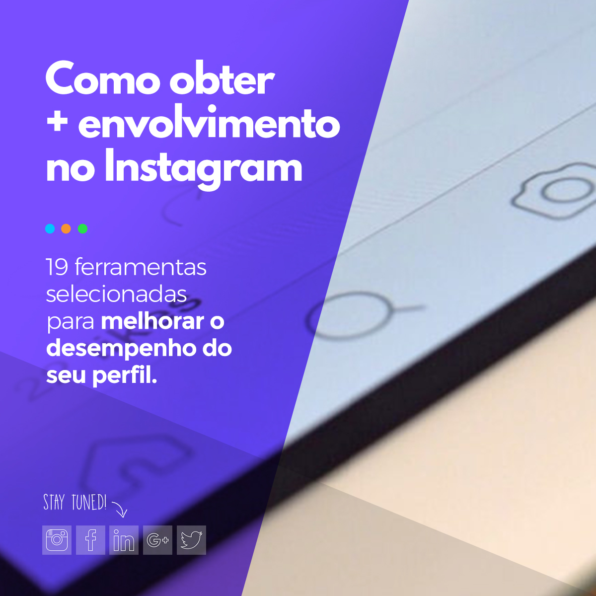 Como melhorar o envolvimento do Instagram
